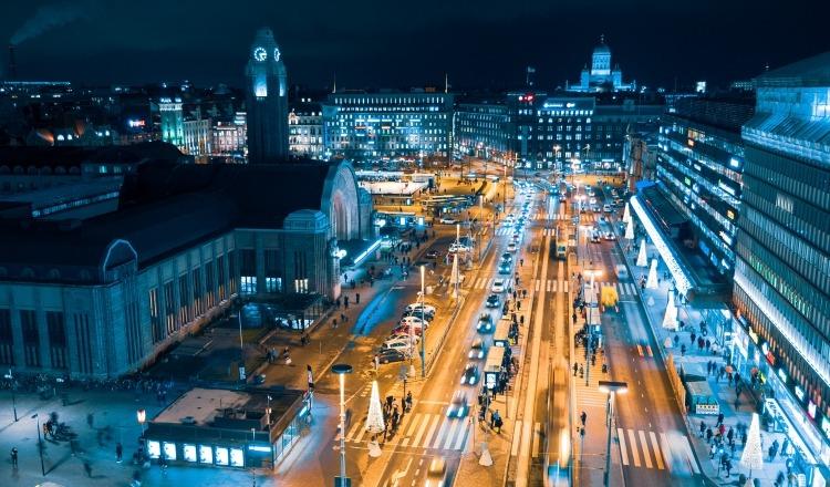 Solution Hack for Journalists in Helsinki, Finland